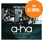 Produktbilde for Ending On A High Note - The Final Concert: Live At Oslo Spektrum December 4th 2010 (m/DVD) (CD)