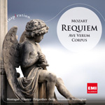 Mozart: Requiem/Ave Verum Corpues (CD)