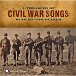 A Treasury Of Civil War Songs (CD)