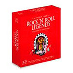 Greatest Ever Rock N Roll Legends (3CD)