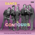 Dance With The Contours (CD)