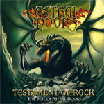 Testament Of Rock - The Best Of (CD)