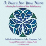 A Place For You Here (CD)