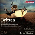 Britten: Cello Symphony (CD)