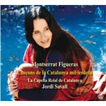 Montserrat Figueras - Songs Of The Millennial Catalogne (CD)