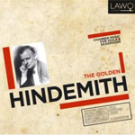 Produktbilde for Hindemith: The Golden Hindemith (CD)