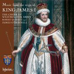 Produktbilde for Works from the Reign of King James I (CD)