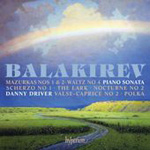 Balakirev: Piano Sonata (CD)