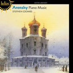 Arensky: Piano Works (CD)