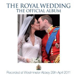 The Royal Wedding - The Official Album (CD)