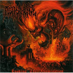 Evoking The Abomination (CD)