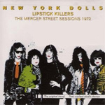 Lipstick Killers - The Mercer Street Sessions 1972 (CD)