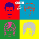 Produktbilde for Hot Space - Deluxe Edition (UK-import) (2CD)