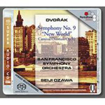 Dvorák: Symphony No 9 - New World (SACD - Hybrid)