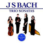 Bach: 6 Trio Sonatas (CD)