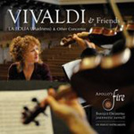 Produktbilde for Vivaldi & Friends (UK-import) (CD)