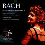 Bach: Brandenburg Concertos; Harpsichord and Violin Concertos (CD)
