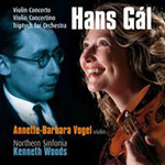 Gal: Violin Concerto (CD)