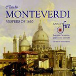 Monteverdi: Vespers of 1610 (CD)