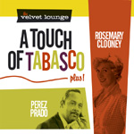 Produktbilde for A Touch Of Tabasco, Plus... - The Velvet Lounge (USA-import) (CD)