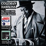 Swingville / At Ease With Coleman Hawkins - The 1959-60 Studio Quartets (CD)