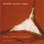 What Is There What Is Not (CD)
