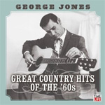Great Country Hits Of The '60s (CD)