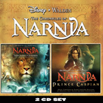 The Chronicles Of Narnia: The Lion, The Witch & The Wardrobe / Prince Caspian (2CD)