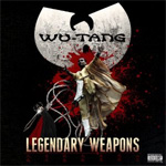 Legendary Weapons (CD)