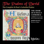 The Psalm of David - Complete St Paul' s Cathedral Psalter (12CD)