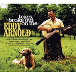 Tears Broke Out On Me (CD)