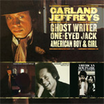Ghost Writer/One-Eyed Jack/American Boy & Girl (2CD)