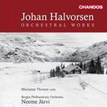Halvorsen: Orchestral Works Vol 1 (CD)