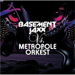 Basement Jaxx Vs Metropole Orkest (CD)