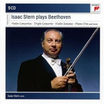 Produktbilde for Isaac Stern - Plays Beethoven (9CD)