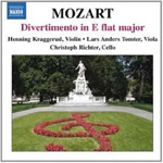 Mozart: Divertimento In E Flat Major (CD)
