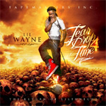 Tear Drop Vol. 4: The Return Of Liltunechi (Mixtape) (CD)