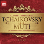 Tchaikovsky: Complete Symphonies / Ballet Music / Piano Concerto No.1 / 1812 Overture (7CD)