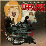 Teenage Scream (CD)