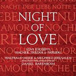 Wagner - Night of Love (CD)