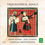 Troubadour Songs (CD)