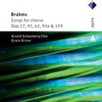 Brahms: Songs for Chorus (CD)