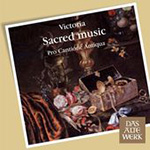 Victoria: Sacred Music (CD)