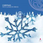 Produktbilde for London Brass - Christmas with London Brass (CD)