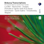 Debussy - Transcriptions for Piano Duet or Piano Four Hands (CD)