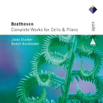 Beethoven: Complete Works for Cello and Piano (CD)