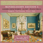 Mendelssohn: Edition Vol 5 - Keyboard and Chamber Works (CD)