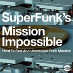 Super Funk's Mission Impossible (CD)