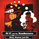 Wine, Women & Sin (CD)