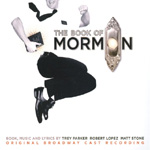 The Book Of Mormon (CD)